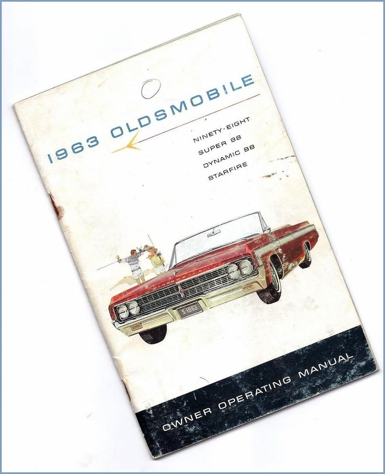 1963 Oldsmobile Dynamic 88 Image 81