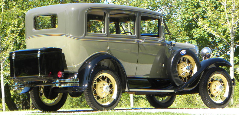 1931 Ford Model A Image 38