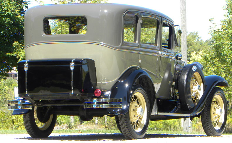 1931 Ford Model A Image 39