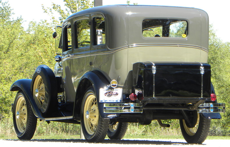 1931 Ford Model A Image 41
