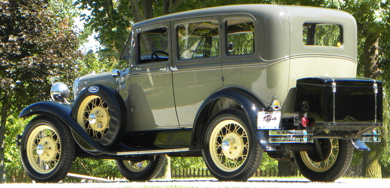 1931 Ford Model A Image 42