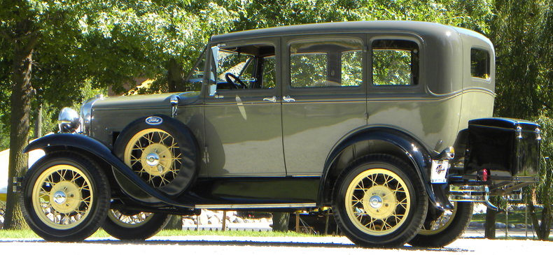 1931 Ford Model A Image 44