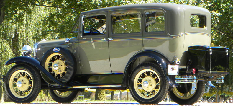 1931 Ford Model A Image 43