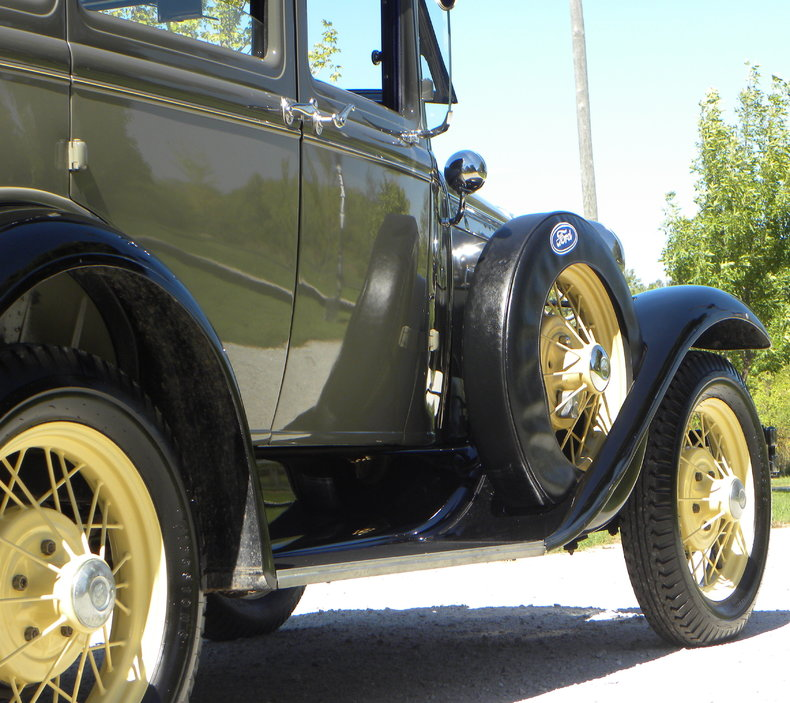 1931 Ford Model A Image 54