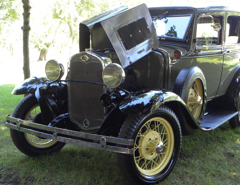 1931 Ford Model A Image 91