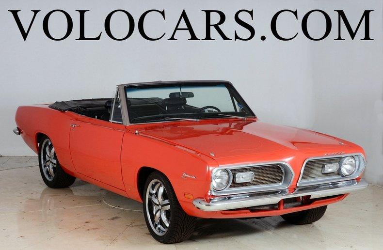 1969 Plymouth Cuda Image 1