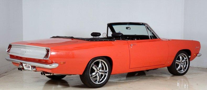 1969 Plymouth Cuda Image 3