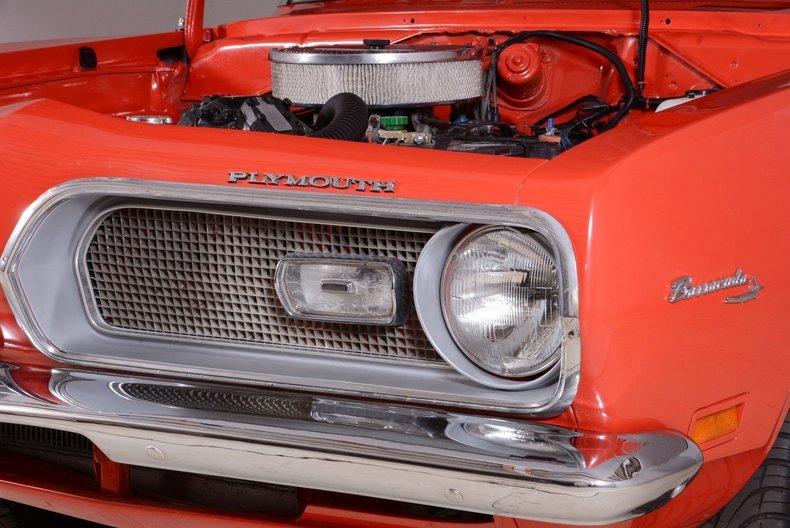 1969 Plymouth Cuda Image 5