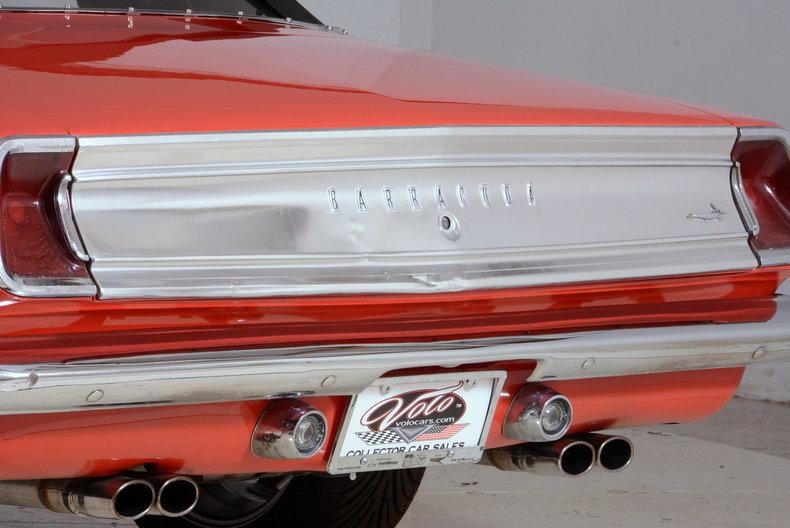 1969 Plymouth Cuda Image 7