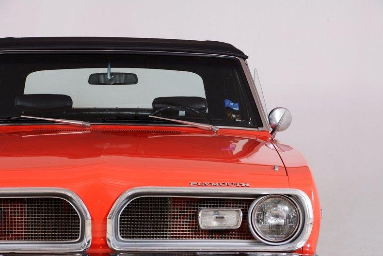 1969 Plymouth Cuda Image 9