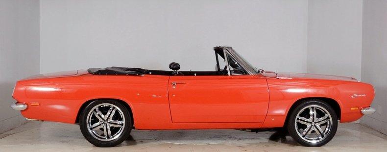 1969 Plymouth Cuda Image 17