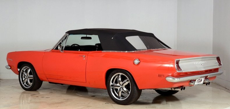 1969 Plymouth Cuda Image 33