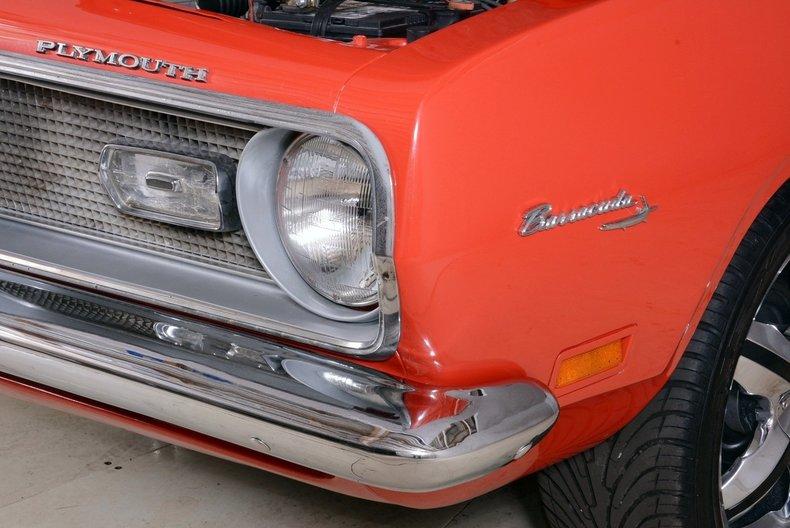 1969 Plymouth Cuda Image 43