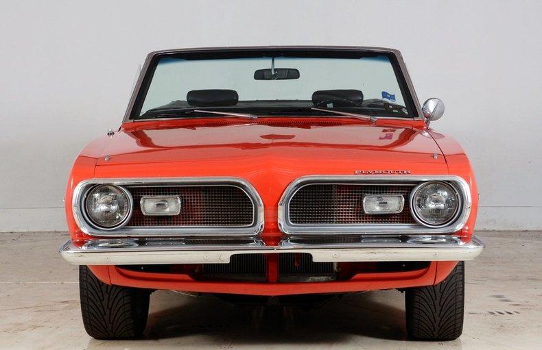 1969 Plymouth Cuda Image 57