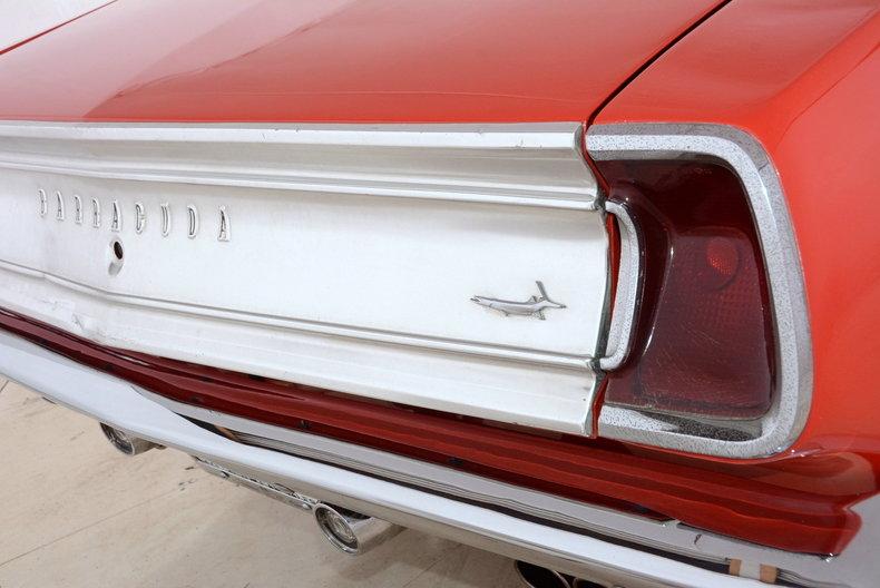 1969 Plymouth Cuda Image 65