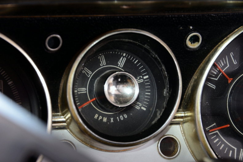 1969 Plymouth Cuda Image 79
