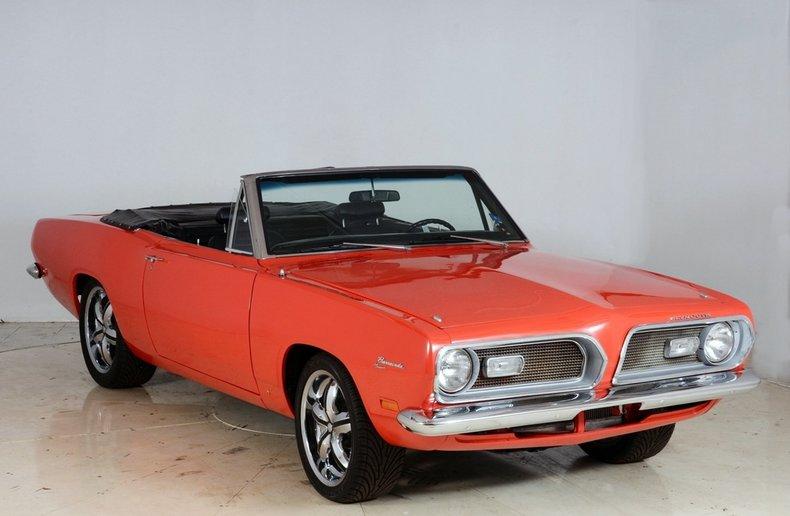 1969 Plymouth Cuda Image 84