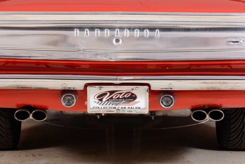 1969 Plymouth Cuda Image 85
