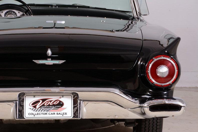 1957 Ford Thunderbird Image 67
