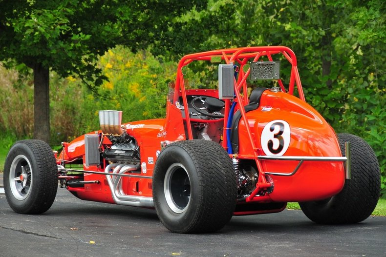 1970 Coyote Indy Car Image 3