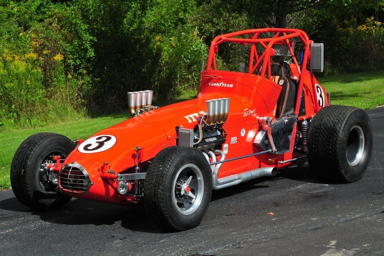 1970 Coyote Indy Car Image 12