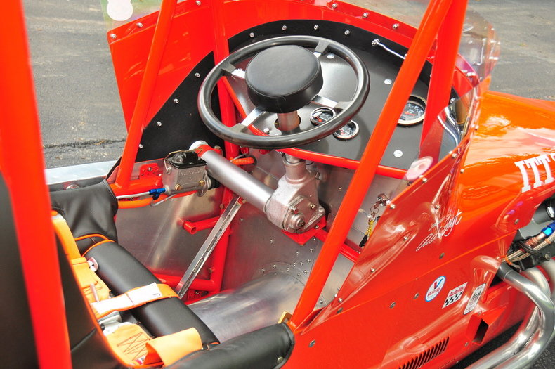 1970 Coyote Indy Car Image 16
