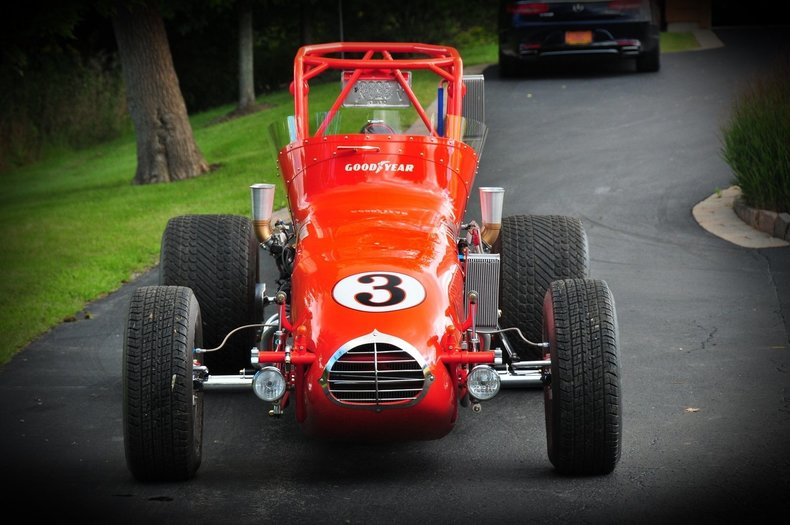 1970 Coyote Indy Car Image 17