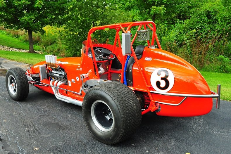 1970 Coyote Indy Car Image 26