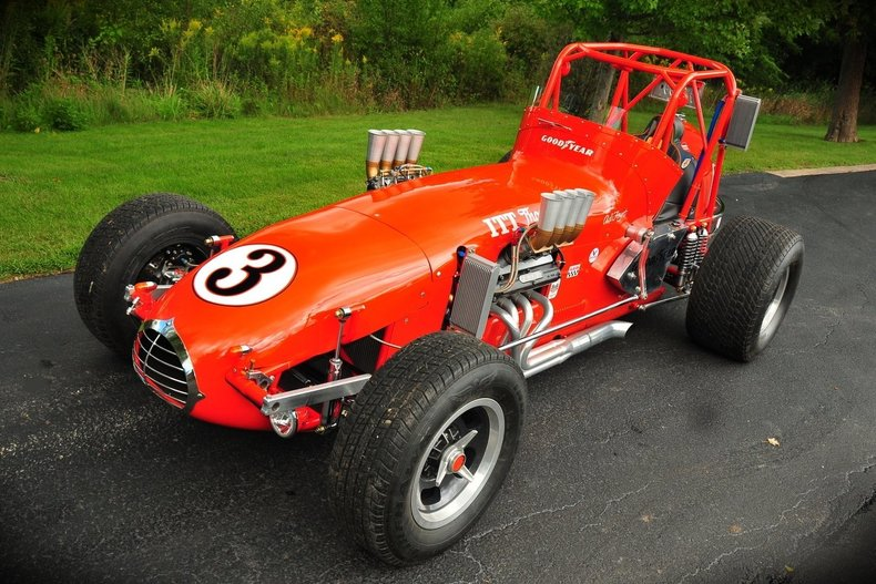 1970 Coyote Indy Car Image 28