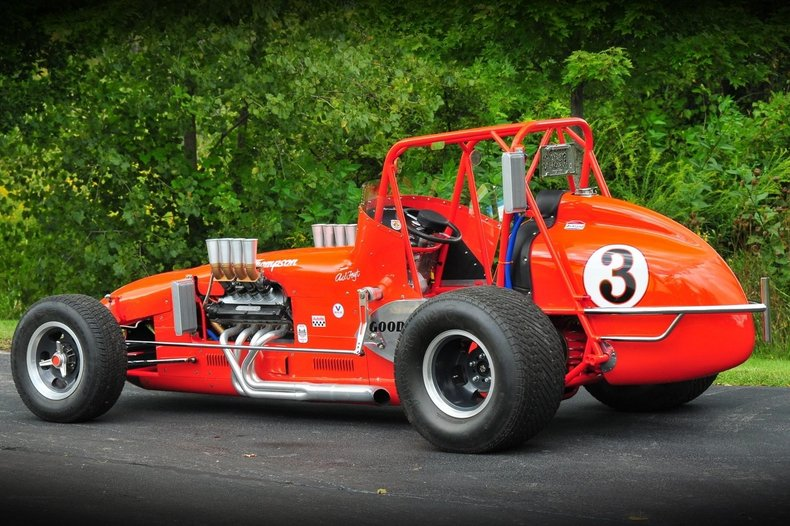 1970 Coyote Indy Car Image 30