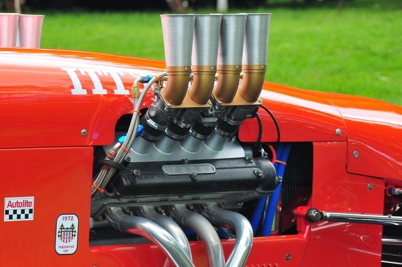 1970 Coyote Indy Car Image 37