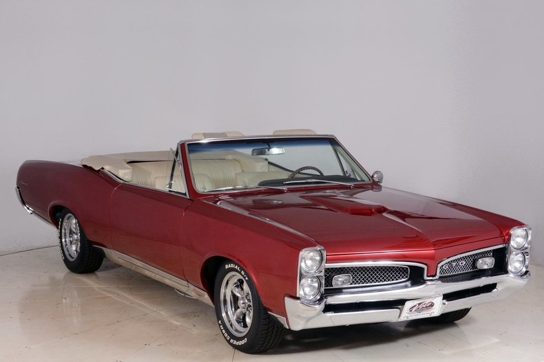 1967 Pontiac GTO Image 87