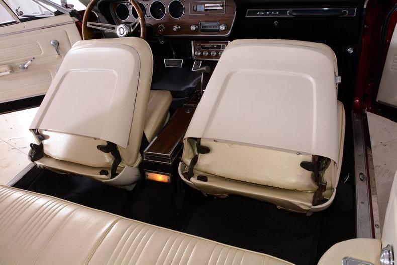 1967 Pontiac GTO Image 74