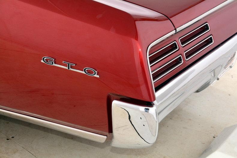 1967 Pontiac GTO Image 59