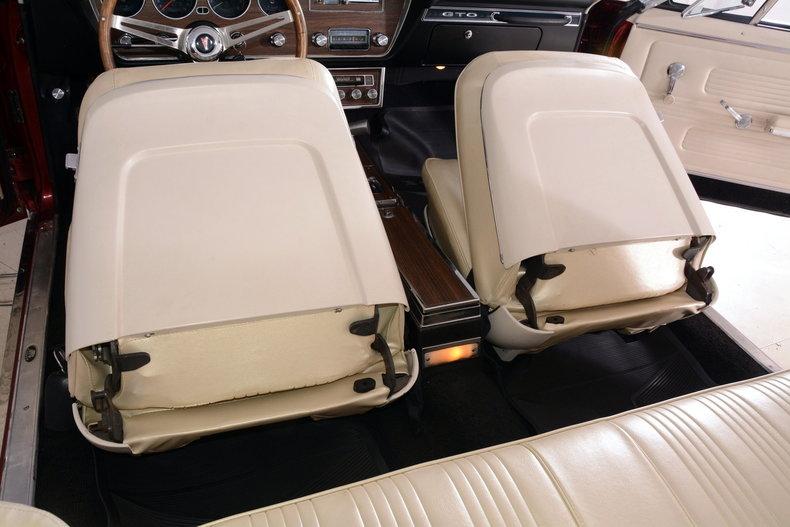 1967 Pontiac GTO Image 58