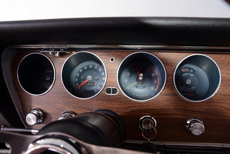 1967 Pontiac GTO Image 8