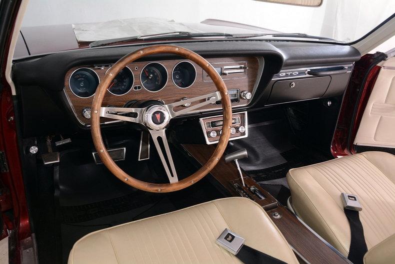 1967 Pontiac GTO Image 2