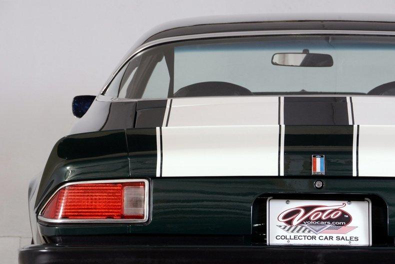 1976 Chevrolet Camaro Image 7
