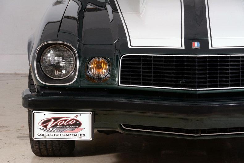 1976 Chevrolet Camaro Image 45