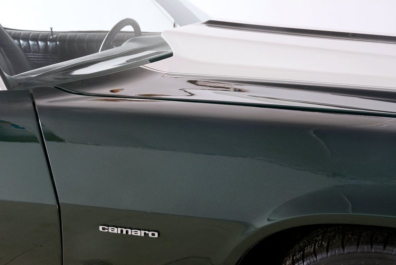 1976 Chevrolet Camaro Image 52