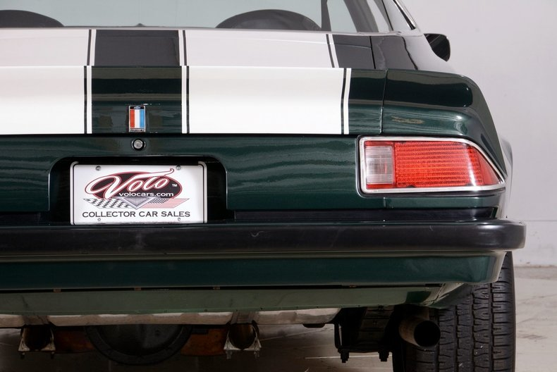 1976 Chevrolet Camaro Image 53