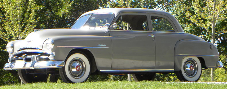 1951 Plymouth P23 Image 4