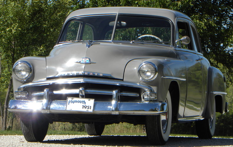 1951 Plymouth P23 Image 6