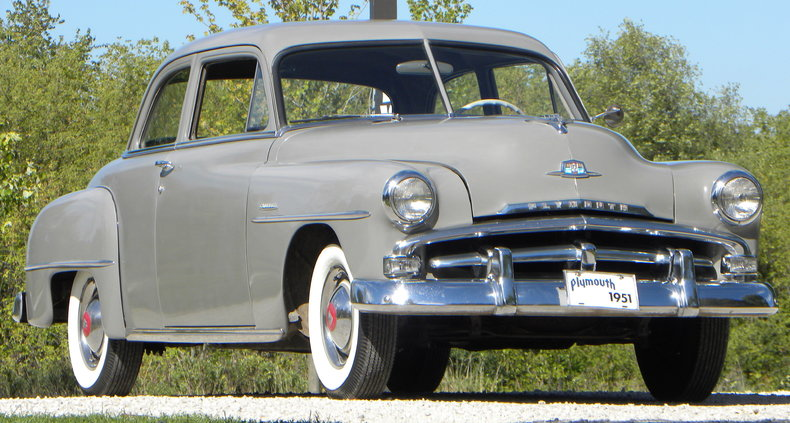 1951 Plymouth P23 Image 7