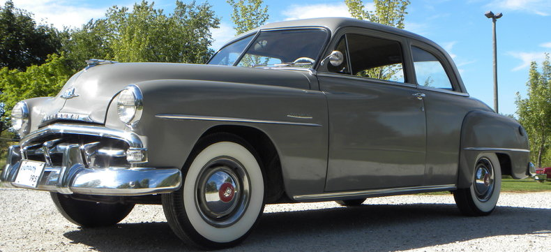 1951 Plymouth P23 Image 21