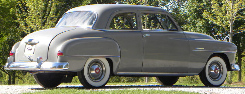 1951 Plymouth P23 Image 24