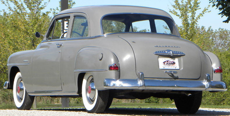 1951 Plymouth P23 Image 27
