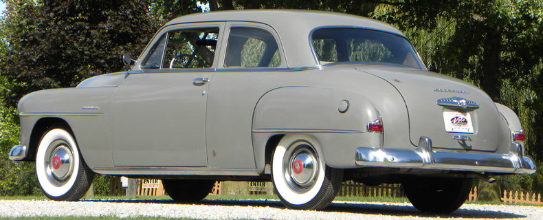 1951 Plymouth P23 Image 28