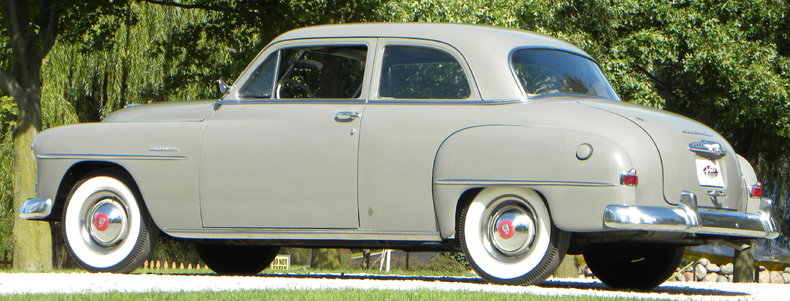 1951 Plymouth P23 Image 29