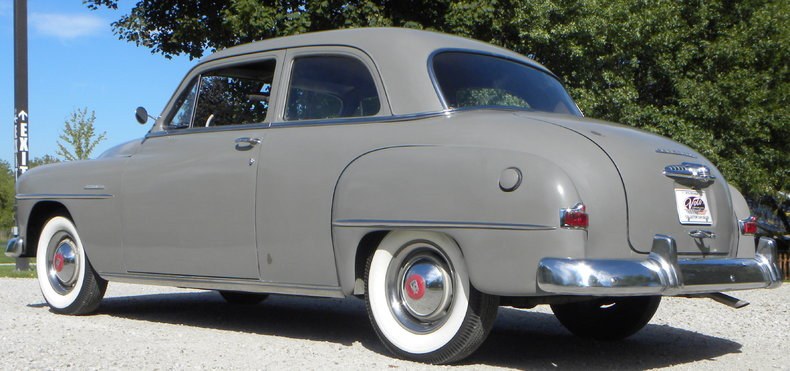 1951 Plymouth P23 Image 31